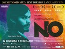 No - British Movie Poster (xs thumbnail)