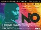No - British Movie Poster (xs thumbnail)