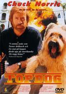 Top Dog - Swedish DVD movie cover (xs thumbnail)