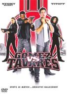 Gomez contre Tavarés - Czech DVD cover (xs thumbnail)