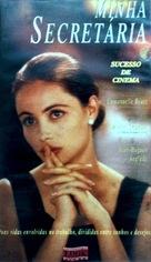 Nelly & Monsieur Arnaud - Brazilian VHS movie cover (xs thumbnail)