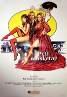 The Fifth Musketeer - Yugoslav Movie Poster (xs thumbnail)