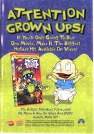 The Rugrats Movie - Video release movie poster (xs thumbnail)
