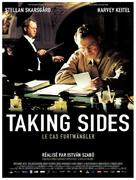 Taking Sides - French Movie Poster (xs thumbnail)