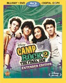 Camp Rock 2 - Blu-Ray cover (xs thumbnail)