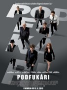 Now You See Me - Slovak Movie Poster (xs thumbnail)