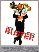 Buster - French Movie Poster (xs thumbnail)