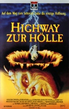 Highway to Hell - German VHS movie cover (xs thumbnail)