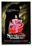 My Bloody Valentine - Spanish Movie Poster (xs thumbnail)