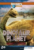 """Dinosaur Planet"" - Dutch DVD cover (xs thumbnail)"