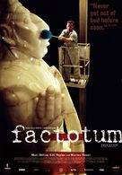 Factotum - Movie Poster (xs thumbnail)