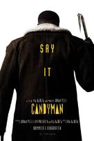 Candyman - Danish Movie Poster (xs thumbnail)