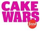 """""""Cake Wars"""" - Logo (xs thumbnail)"""