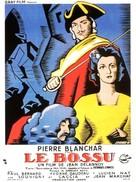 Bossu, Le - French Movie Poster (xs thumbnail)