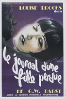 Diary of a Lost Girl - French Re-release poster (xs thumbnail)