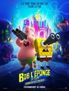 The SpongeBob Movie: Sponge on the Run - French Movie Poster (xs thumbnail)