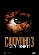 Candyman: Day of the Dead - Czech DVD cover (xs thumbnail)