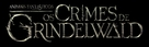 Fantastic Beasts: The Crimes of Grindelwald - Brazilian Logo (xs thumbnail)