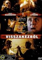 Ricochet - Hungarian DVD cover (xs thumbnail)