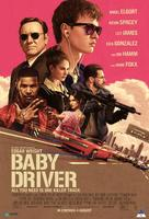Baby Driver - South African Movie Poster (xs thumbnail)