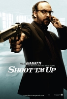 Shoot 'Em Up - Movie Poster (xs thumbnail)
