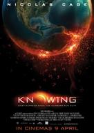 Knowing - Singaporean Movie Poster (xs thumbnail)