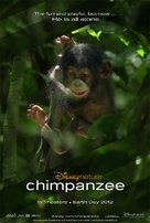 Chimpanzee - Movie Poster (xs thumbnail)