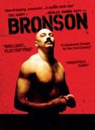 Bronson - Danish Movie Poster (xs thumbnail)