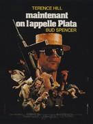 Più forte, ragazzi! - French Movie Poster (xs thumbnail)