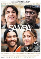 Samba - Andorran Movie Poster (xs thumbnail)