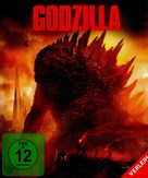 Godzilla - German Blu-Ray movie cover (xs thumbnail)