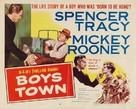Boys Town - Movie Poster (xs thumbnail)