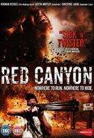Red Canyon - British Movie Cover (xs thumbnail)