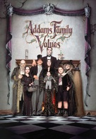 Addams Family Values - DVD cover (xs thumbnail)