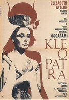 Cleopatra - Polish Movie Poster (xs thumbnail)