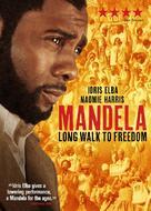 Mandela: Long Walk to Freedom - DVD cover (xs thumbnail)