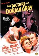 The Picture of Dorian Gray - DVD cover (xs thumbnail)