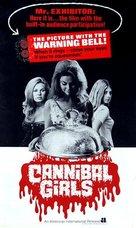 Cannibal Girls - Movie Poster (xs thumbnail)