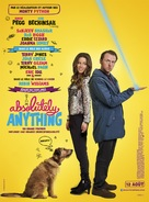 Absolutely Anything - French Movie Poster (xs thumbnail)