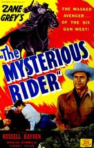 The Mysterious Rider - Movie Poster (xs thumbnail)