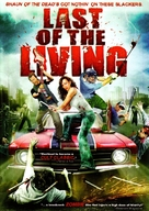 Last of the Living - DVD cover (xs thumbnail)
