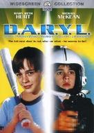 D.A.R.Y.L. - DVD movie cover (xs thumbnail)