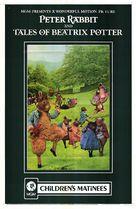 Tales of Beatrix Potter - VHS cover (xs thumbnail)