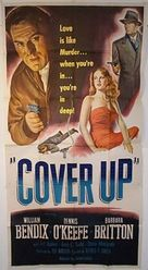 Cover-Up - Movie Poster (xs thumbnail)