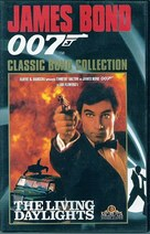 The Living Daylights - Belgian Movie Cover (xs thumbnail)