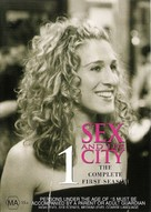 """Sex and the City"" - Australian DVD cover (xs thumbnail)"