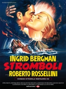 Stromboli - French Re-release movie poster (xs thumbnail)