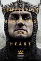 King Arthur: Legend of the Sword - British Movie Poster (xs thumbnail)