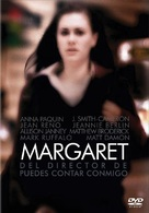 Margaret - Mexican DVD movie cover (xs thumbnail)