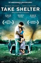 Take Shelter - Danish Movie Poster (xs thumbnail)